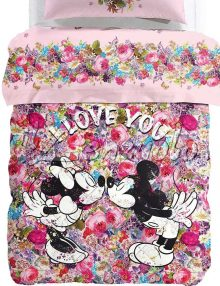 Trapunta-letto-singolo-disney-minnie-love-caleffi