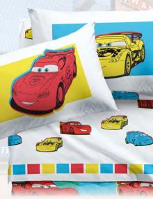 Completo-lenzuola-Disney-letto-singolo-CARS-FRIENDS.