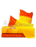 parure-copripiumino-matrimoniale-anne-geddes-orange-spotty-pots
