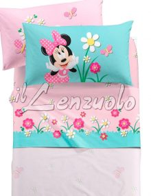 lenzuola-singole-minnie-country-caleffi