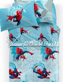 lenzuola-singole-spiderman-manhattan-caleffi