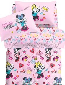 lenzuola-disney-minnie-happy