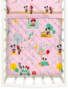 copriletto-lettino-disney-mickey-e-minnie-rosa