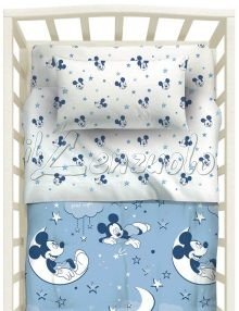 lezuola-lettino-disney-mickey-notte